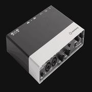 雅馬哈 UR242 聲卡 音頻接口錄音聲卡 黑白色