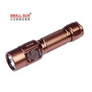 太阳 小太阳-R810 SMALL SUM小太阳强光手电    全长122mm,头部29mm,管身24mm