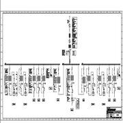 国产  普通模拟屏 2.8m×1.6m   电力模拟屏