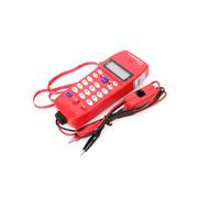精明鼠 NF-866 尋線電話機 220g 紅色