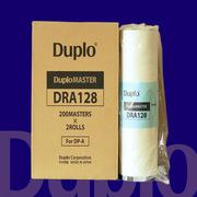 迪普乐 DRA128 版纸 100m*2卷/5盒/箱