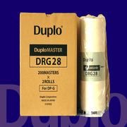 迪普乐 DRG28 版纸 100m*2卷/5盒/箱