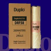迪普乐 DRF58 版纸 100m*2卷/5盒/箱