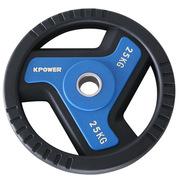 康乐佳 K-GL-15KG 奥林匹克片 15KG 蓝黑色
