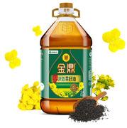 金鼎  小榨浓香菜籽油 非转基因食用油