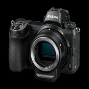 尼康 Z 6 + Z 24-70/4 + FTZ套机 照相机