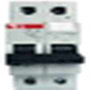 ABB  低压开关 直流空气开关,4A,两相