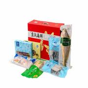 東沃  珍品海鮮禮盒 *