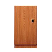 理邦  单人浴室柜 450*420*1000H 木纹色