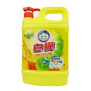 白貓 檸檬紅茶 洗潔精 1.5kg