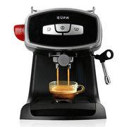 燦坤 1826RB4 意式咖啡機家用 半自動打奶泡  黑色