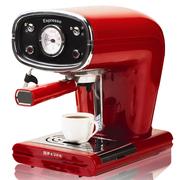 燦坤 1163A 意式咖啡機家用 15Bar泵壓打奶泡  紅色