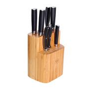 博友 C08-001 和字8件套刀具套装 390*260*400(mm) 金属色