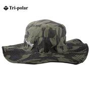 三极 TP6369 速干帽 均码 迷彩色