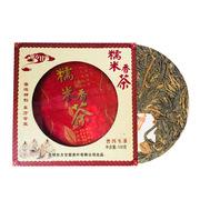 東方甘霖 陳年糯米香生餅 兩盒裝 普洱茶 100g*2