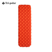 三极 TP1139 户外折叠便携充气床垫 190*59cm 橙色