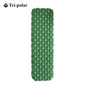 三极 TP1139 户外折叠便携充气床垫 190*59cm 绿色