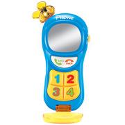 婴侍卫 C149 宝宝启蒙音乐手机 12*4.7*18.5CM 随机色