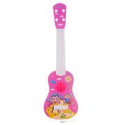 婴侍卫 890-B14 儿童仿真吉他玩具实色卡通款 41*12cm 随机色