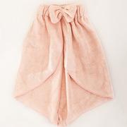 歌然 GR9610 竹?#24076;?#31881;)竹纤维干发巾 40*57cm 粉色