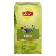 立顿  茉莉花茶三角茶包 1.4g*25包/盒 2盒/组