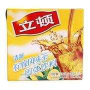 立顿  柠檬风味茶S10 180g/盒 8盒/组