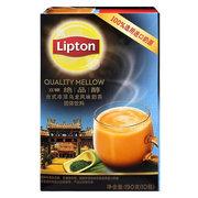 立顿  绝品醇台式冻顶乌龙金装奶茶 190g/盒 5盒/组