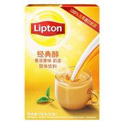 立頓  經典醇香濃原味奶茶 175g/盒 5盒/組