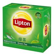 立顿  绿茶S100 2g*100包/盒 2盒/组