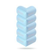 卓理 ACA01-WT 防撞角(10个/包)20个  浅蓝色