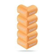 卓理 ACA01-WC 防撞角(10个/包)20个  本木色