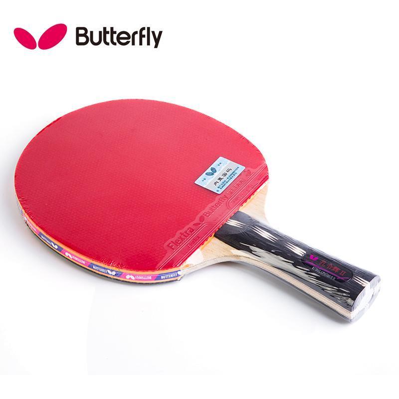 蝴蝶 孔令輝-橫 Butterfly乒乓球拍(橫)