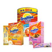 阿華田  可可粉烘焙罐裝1380g+代餐粉 2500g