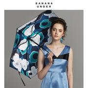 蕉下 F.2.76310401 口袋傘系列五折傘(青梔)  炫彩色  撐開高*直徑:53*92折疊高*直徑:18.7*6