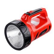 久量 7063 大功率充电探照灯 107mm(长)*107mm(宽)*180mm(高) 红色