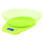 沃萊 KP602L 電子廚房秤 200*160 綠色
