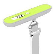 沃莱 LP7202L 电子行李称 材质:ABS 绿色