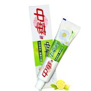 中华  牙膏 中草药天然草本冰霜清凉 90g/盒 10盒/组