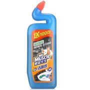 威猛先生  洁厕液 强效型 600g /瓶 3瓶/组