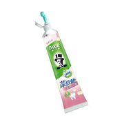 黑人  牙膏茶倍健茉莉白茶(健康牙龈)190g 5支/组