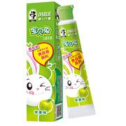 黑人  寶貝兔兒童牙膏(蘋果味)40g 15支/組