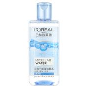 歐萊雅  三合一卸妝潔顏水清爽型 400ml