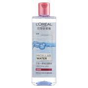 歐萊雅  三合一卸妝潔顏水倍潤型 400ml