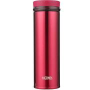 膳魔师 JNO-501-BGD 高真空不锈钢保温杯 7.5cmX7.5cmX22.8cm 酒红色