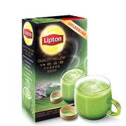 立顿  绝品醇日式抹茶奶茶S10 190g/盒 5盒/组