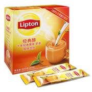 立顿  经典醇十年经典原味奶茶S20 300g/盒 3盒/组