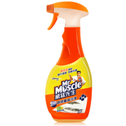 威猛先生  厨房重油污 清爽柠檬 500g/瓶 3瓶/组
