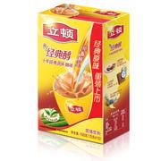 立顿  经典醇十年经典原味奶茶 15g*10包/盒 5盒/组