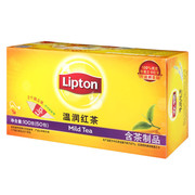 立顿  黄牌精选红茶S50 100g/盒 3盒/组
