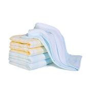 金号 HY1983 纱柔A类/婴幼儿标准系列-3 单条纱布毛巾礼盒装 70*34cm 黄色